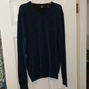 Calvin Klein Women's Merino Wool Sweater